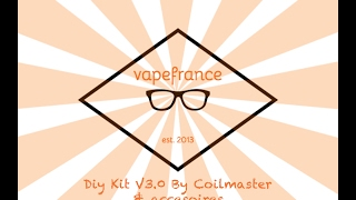 Diy Kit V 3.0 & Accessoires By Coilmaster (Revue FR)