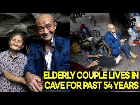 Elderly Couple Has Lived in a Cave For 54 Years and They NEVER Want to Leave