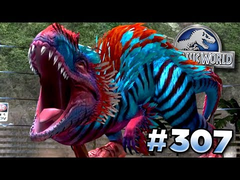 BEST DINOSAUR IN THE GAME!    Jurassic World - The Game - Ep307 HD
