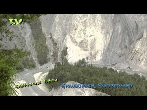 Swiss Railway - Rhätische Bahn - Glacier Express