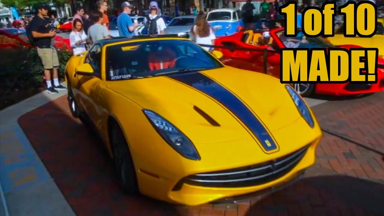 THROWBACK THURSDAY:  Houston's RAREST CARS Come Out to FLEX in 2017!