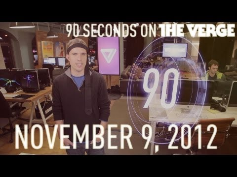 Apple vs. Samsung, Medal of Honor, and Lunar bases - 90 Seconds on The Verge