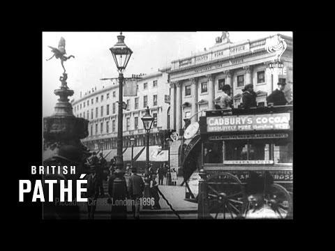 1890s Traffic Scenes