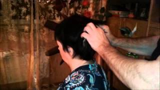 успокаивающий лечащий массаж головы 4. не порно....