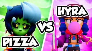 1v1 Vs Hyra | Trickshots Only & Bubble Battle Minigame