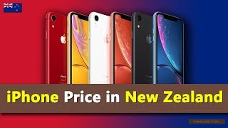 Gambar cover Apple iPhone Price in New Zealand