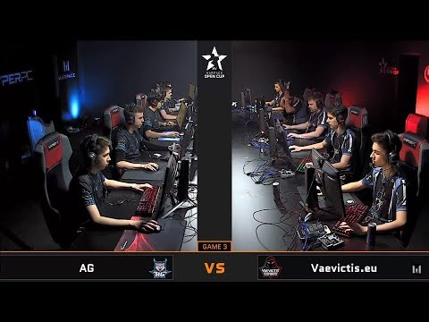 AG vs Vaevictis.eu   Warface Open Cup XIV   Day 1