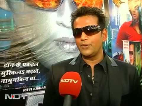 Ravi Kissen as Bhojpuri Don