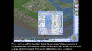 Sim City 3000 tutorial