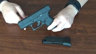 airsoft unboxing the glock 42 hogwards vfc stark arms