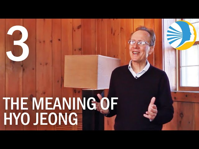 The Meaning of Hyo Jeong - Part 3: The Linkage to Lineage