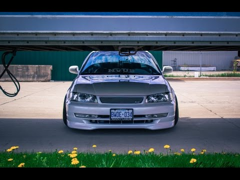 STATIC ACURA EL (HONDA CIVIC / DOMANI) // MRD Media