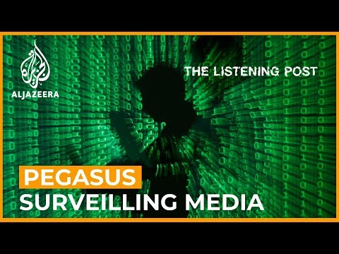 Pegasus: Surveilling Journalists From Inside Their Phones | The Listening Post (Feature)