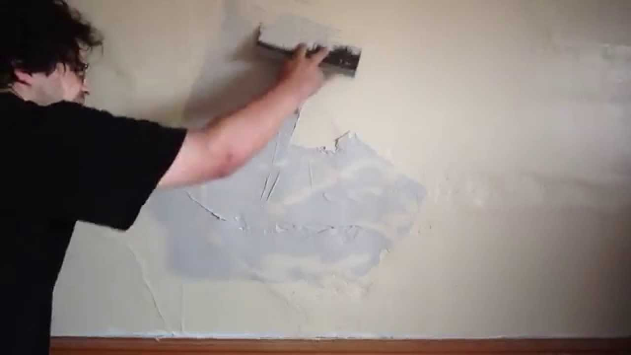 how to skim coat walls smooth the money coat youtube. Black Bedroom Furniture Sets. Home Design Ideas