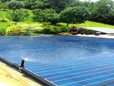 Pannelli Fotovoltaici Raffreddati Ad Acqua.Impianto Di Raffreddamento Fotovoltaico