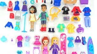 Игрушка для детей Переодевалка кукол. Играем и веселимся