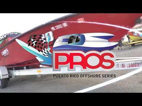 Puerto del Rey Offshore Tour Promo Telemundo
