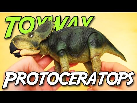 Toyway Protoceratops ReSaurus Carnage Collection Review