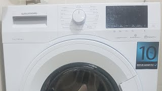 GRUNDIG GWM 27101 Çamaşır Makinesi anlatımı.