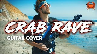 Crab Rave (Noisestorm) || Metal Cover by RichaadEB