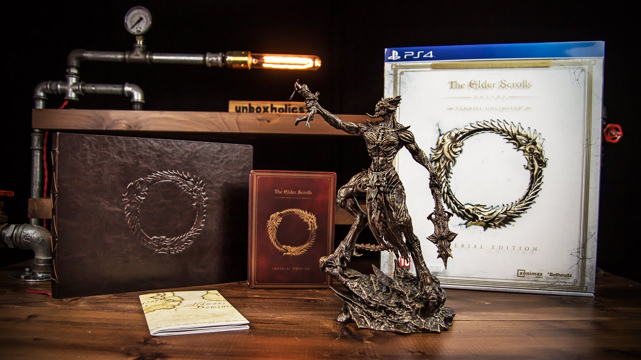 The Elder Scrolls Online - GameSpot