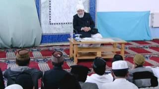 Gulshan-e-Waqfe Nau (Atfal & Khuddam) Class: 8th October 2011 (Urdu)