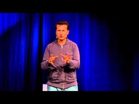 Maximizing the average -- the anti-school: Jeroen van Glabbeek at TEDxBreda