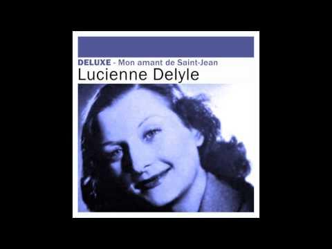 Lucienne Delyle  Les quais de la Seine