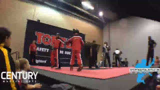Stage 2 | 2018 Battle of Atlanta Friday Live | Men's Team Sparring/Open Weight