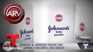 Johnson & Johnson pagará millonaria demanda   Al Rojo Vivo   Telemundo