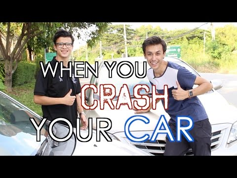 When You Crash Your Car - Charles The French