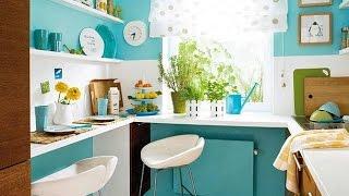 30 идей, которые увеличат вашу маленькую кухню.
