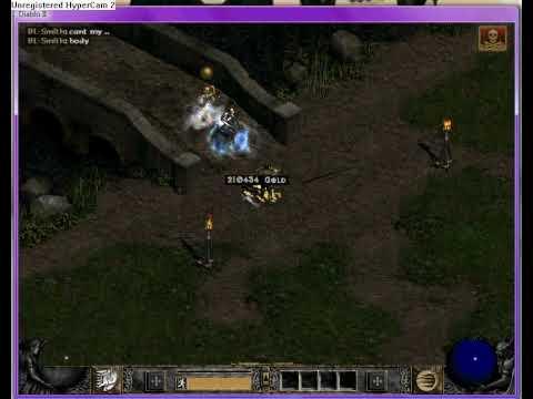Diablo II Open Bnet Bug