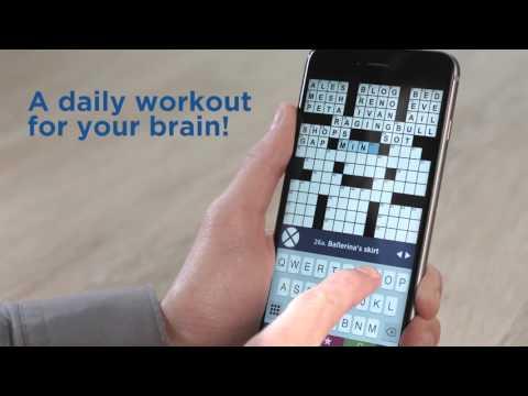 Daily Celebrity Crossword - Packshot Jan 2016 - iTunes