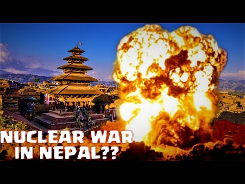 What Happens If Nuclear Bomb Explodes In Nepal !