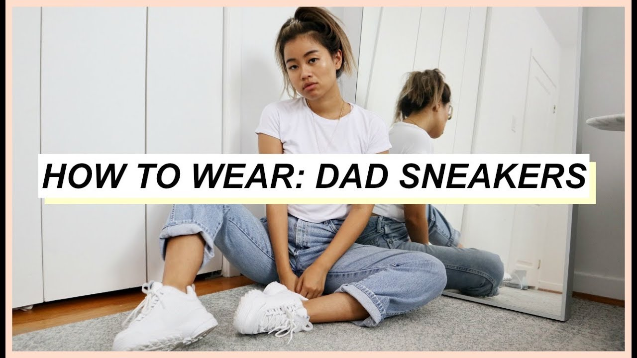 STYLE DAD SNEAKERS | Fall Outfits