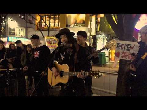 Lindisfarne - (meet me on the corner) cover by Texas karaoke