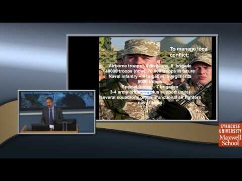 Russia's Military Resurgence: Ukraine, Syria, & Beyond, with Alexander Golts