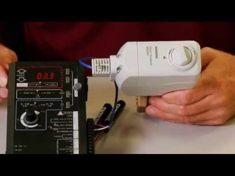 siemens wiring an ssc61u actuator with a modulating ... siemens modbus rs485 wiring diagram siemens damper actuator wiring diagram