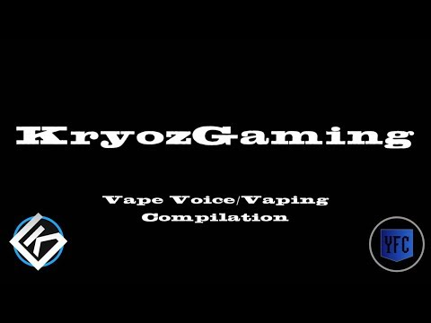 KRYOZGAMING Vape Voice/Vaping