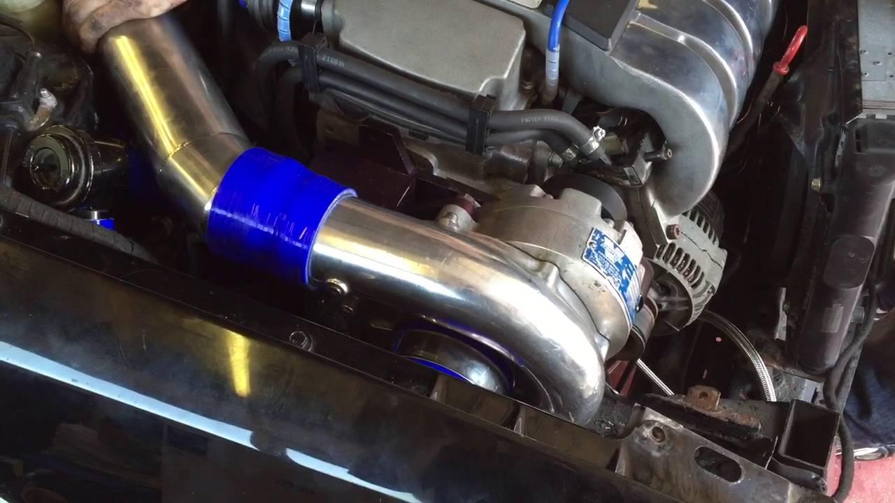 corrado vr6 supercharger upgrade