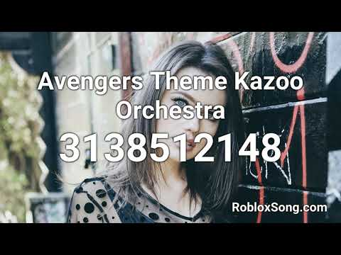 Avengers Theme Kazoo Orchestra Roblox Id Roblox Music Code Youtube