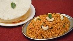 Cucumber Rice l Sattvic Recipes