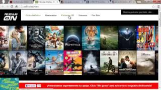 Las mejores paginas para ver películas en español en  HD 2016