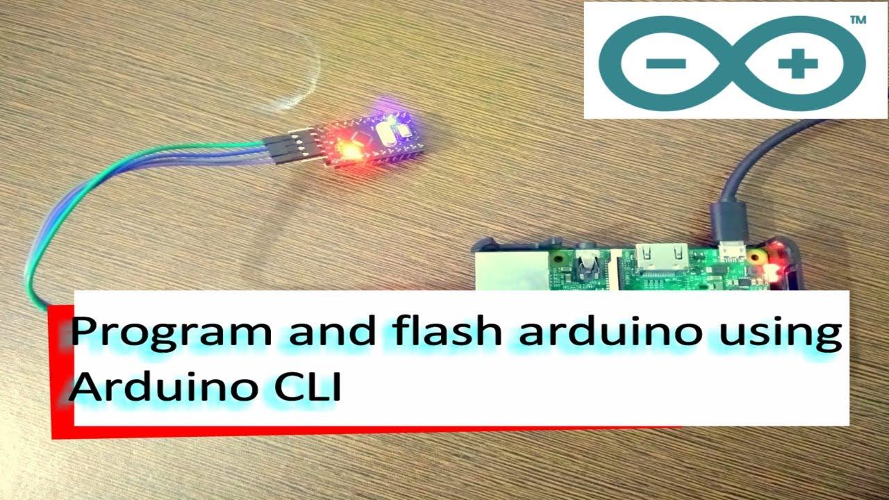 Use Arduino CLI to Flash Arduino Board: 4 Steps