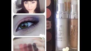 видео Тональная основа под макияж для профессионалок