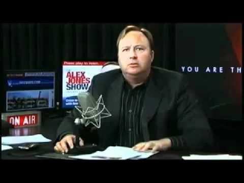 Alex Jones - Aaron James, racially profiled by Northwest Airlines