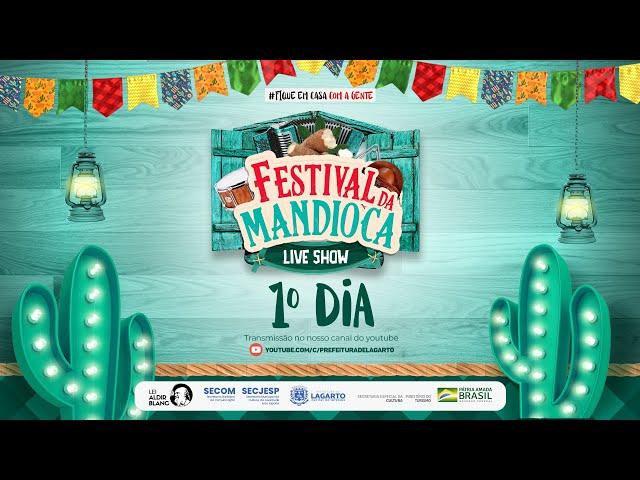 Festival da Mandioca - Live Show