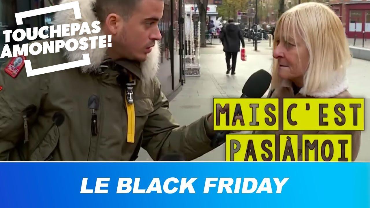 Andreas Kastrinos piège des passants lors du Black Friday !