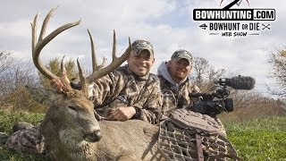 "170"" Buck Shot While Grunting & Chasing Doe"